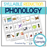 Phonology Minimal Pairs FREE Sample Syllable Reduction Qui