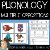 Phonology Multiple Oppositions Approach: Initial /h/ Phoneme Collapse   No Print