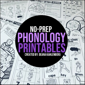 Phonology {No Prep}