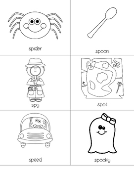 Phonology Picture Cards