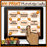 Phonology Tasks No Print: Autumn