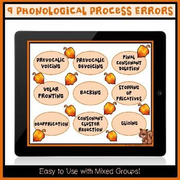 Phonology Tasks No Print: Autumn