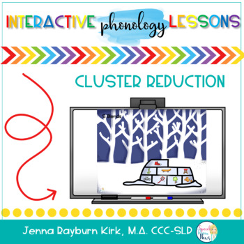 Phonology SMART Board: Cluster Reduction