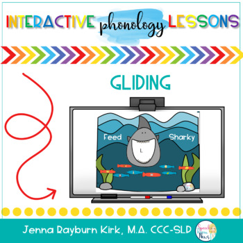 Phonology SMART Board: Gliding
