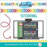 Phonology SMART Board: Stopping S & F