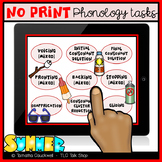 Phonology Tasks No Print: Summer