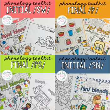 Phonology Toolkit Bundle