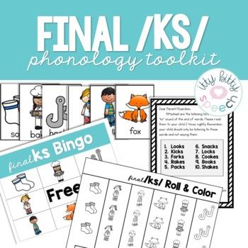 Phonology Toolkit - /ks/ final