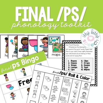 Phonology Toolkit - /ps/ final