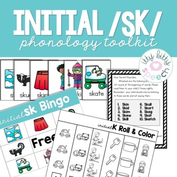 Phonology Toolkit - /sk/ initial
