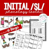 Phonology Toolkit  -/sl/ initial