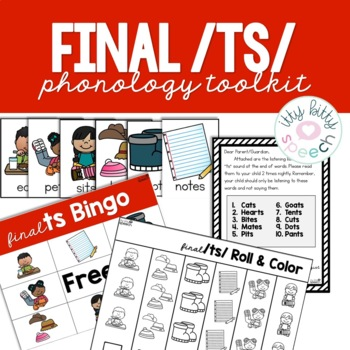 Phonology Toolkit  -/ts/ final