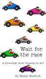 "Phonology book for w/r gliding  ""Wait for the Race"""