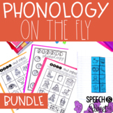 Phonology on the Fly {A Growing Bundle}