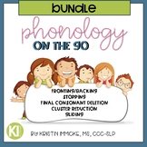 Phonology on the Go Minimal Pairs Bundle for Speech Therapy
