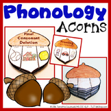 Phonology Acorns: Acorn Craft for Phonology