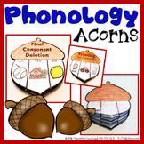 Phonology Acorns: Acorn Craft for Phonology