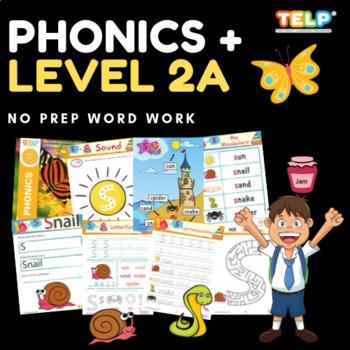 Phonics 2A