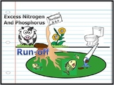 Phosphorus Cycle and Nutrient Pollution
