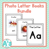 Photo Alphabet Books Bundle | 26 Letters