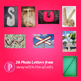 Photo Alphabet - OK For Commercial Use