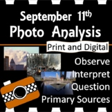 Photo Analysis September 11th - 9/11 Student Activity - Pa
