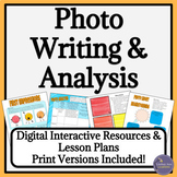 Creative Writing Lesson Plans and Digital Interactive Resources