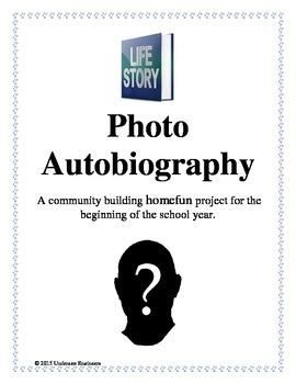 Photo Autobiography Homefun Project