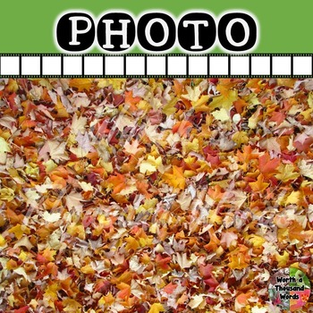 Photo: Autumn Leaves Background