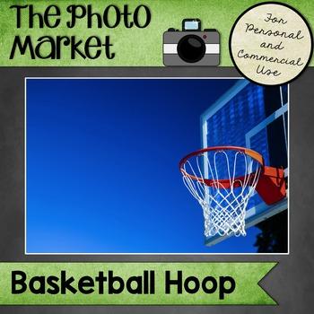 Photo: Basketball Hoop