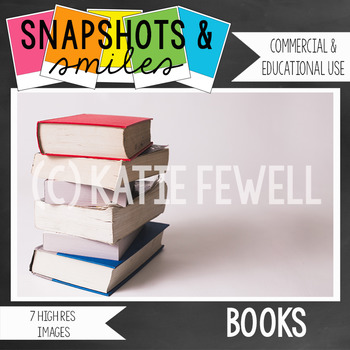Photo: Books: 7 high res images