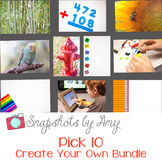 Stock Photos & Styled Photos Create Your Own Bundle | Pick 10