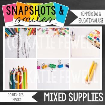 Photo: Bundle: School Supplies: 10 images
