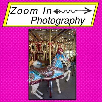 Stock Photo: Carousel Horse (d)