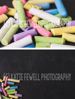 Photo: Chalk: 3 high res images