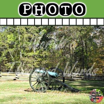 Photo: Civil War - Cannon