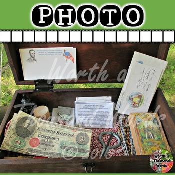 Photo: Civil War - Currency