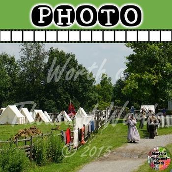 Photo: Civil War - Encampment 2