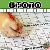 Photo: Close-Up of Count to 30 Worksheet