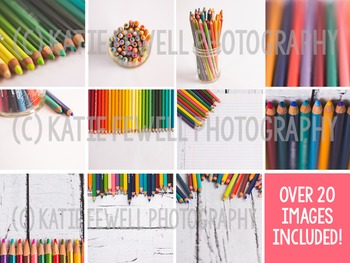 Photo: Colored Pencils: 23 images