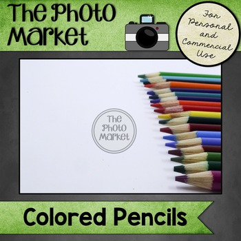 Photo: Colored Pencils