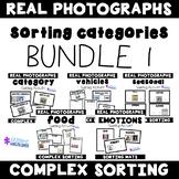 Photo Complex Sorting Mats Bundle 1
