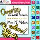 Photo Corner Clip Art Bundle | 14 Packs of Rainbow Graphics for Worksheets