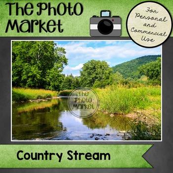 Photo: Country Stream 2