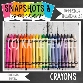 Photo: Crayons: 15 images