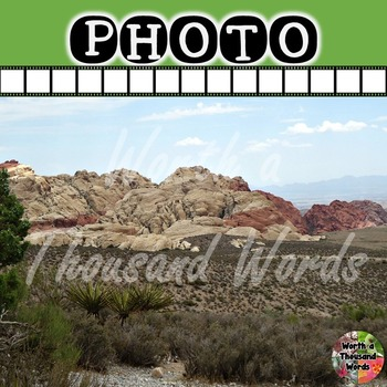 Photo: Desert - Red Rock Canyon