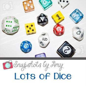 Photo: Dice