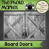 Photo: Doors - Board and Batten