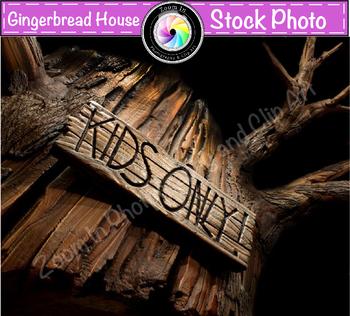 Stock Photo: Fairy Tale Treehouse