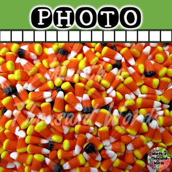 Photo: Autumn Candy Corn (2)